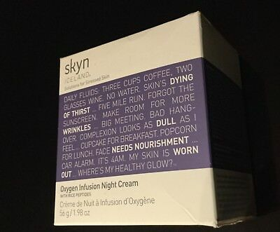 SKYN ICELAND®Oxygen Infusion Night Cream 56g £49.00