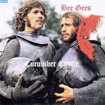 Bee Gees ‎– Cucumber Castle CD+8 Pg.Booklet (Jewel Case)