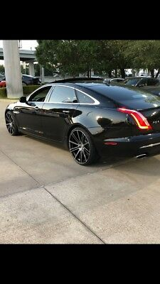 2017 Jaguar XJ Black out portfolio XJL Clean 10,000 mike XJL. Loaded