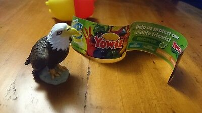 """Yowies All American  2017 Ranger Series 2 """"American Eagle"""" Limited Edition RARE"""