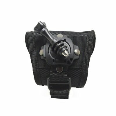Gopro 360 Degree Rotating Band Glove Style Wrist Strap Hand Mount with Thumb Scr