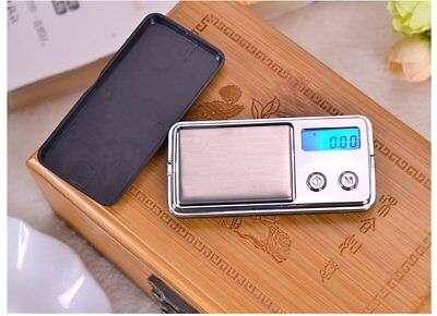 100g x 0.01g Ultra Compact High Precision Portable Digital Scale MINI-11