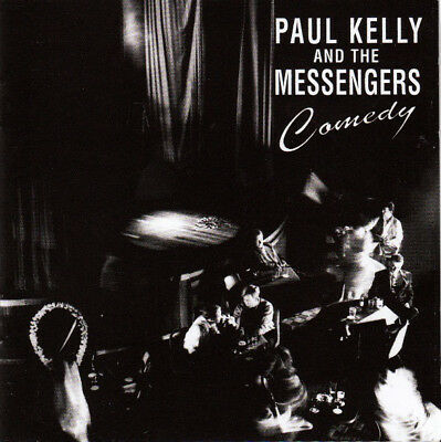 Paul Kelly & The Messengers Comedy vinyl LP NEW/SEALED