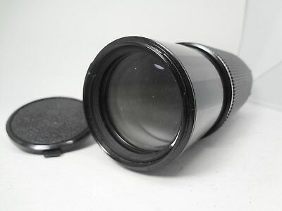 For Parts Canon New FD 100-300mm f5.6 Zoom Lens From JAPAN