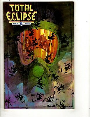 Lot Of 5 Eclipse Comic Books Total 4 Beanworld 14 Prowler 1 Valkyrie 2 3 J313