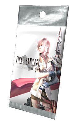 Final Fantasy Trading Card Game Opus I (10 Boosters)  - BRAND NEW