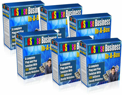 155 Adsense Ready Niche Websites with Resell Right-resell or Make $5000/m
