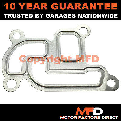 EGR VALVE SEAL GASKET METAL FOR VAUXHALL CORSA 1.2 1999-2000