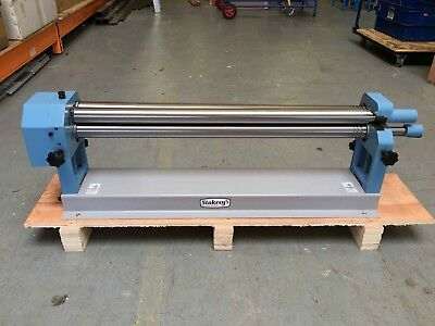 915mm x 50mm Sheet Metal Slip Roll / Roller