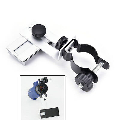 universal mobile phone camera adapter,telescope Connecting mobile adapter clipYJ