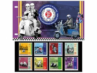 Isle of Man International Scooter Rally Presentation Pack (WH41)