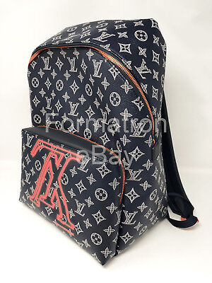 500d433c4724a Original LOUIS VUITTON APOLLO BACKPACK Monogram Upside Down Rucksack +  Rechnung