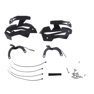 Motorcycle Metal Valve Protector Guard Covers for BMW R1200GS LC 13-15 Black