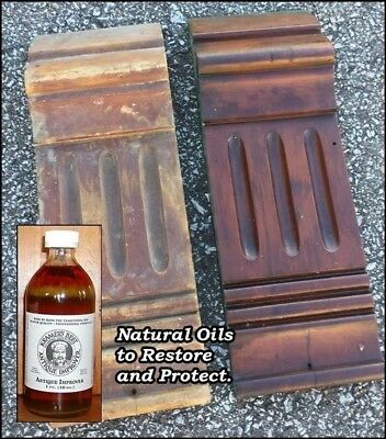Kramer's Best Antique Improver 1/2 Pint All Natural Cleans Preserves Wood Metal