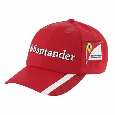 OFFICIAL F1 Scuderia Ferrari Puma MENS Team Baseball CAP Hat Vettel – NEW