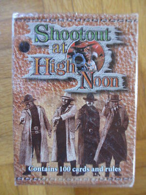 Deadlands Doomtown Shootout at High Noon - Two Player Intro Set – New Sealed Sta