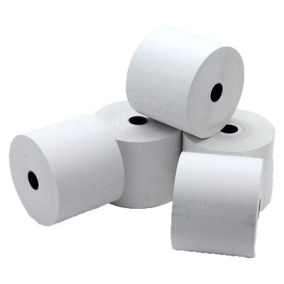 80mm x 80mm Thermal Paper Cash Register Till Rolls 80 x 80mm