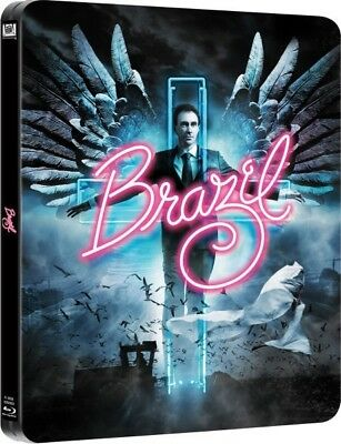 Brazil - Director's Cut - Limited Edition Steelbook [Blu-ray] New and Sealed!!