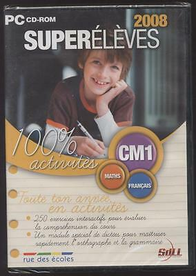 New Pc Software Super Students Cm1 Maths French Tonannee In Activities Revision