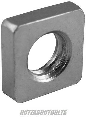 square nut / nuts a2 stainless steel metric m3 / 4 / 5 / 6 / 8mm fasteners