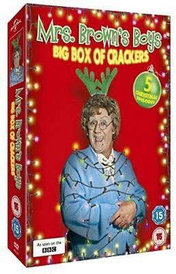 Mrs Browns Boys - Christmas Crackers Boxset DVD NEW DVD (8301338)