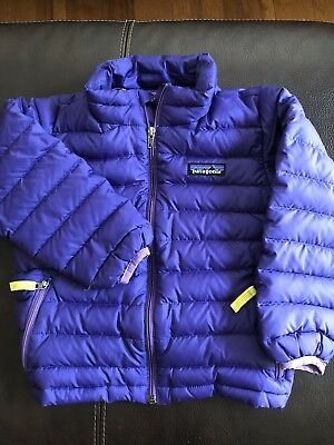 Kids Patagonia Down Sweater Size 3T