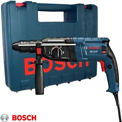 Bosch GBH2-24D 3-Function 24mm SDS Plus Rotary Hammer Drill 240V 06112A0070