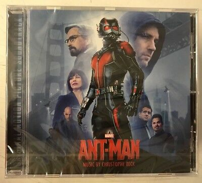 Ant Man: Original Soundtrack (CD)