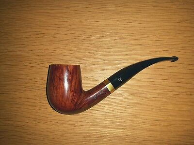 "STANWELL ""Sixtus"" 223 Pfeife, 9 mm Filter, Made in Denmark"