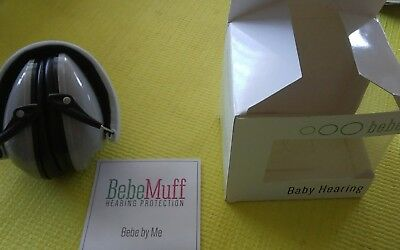 BEBE Noise Reduction Ear Muff Hearing Protection Ultra comfort, pure Luxury,***