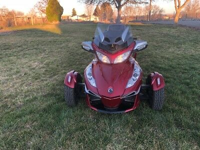 2016 Can-Am RTS  2016 Can Am Spyder (SE6)