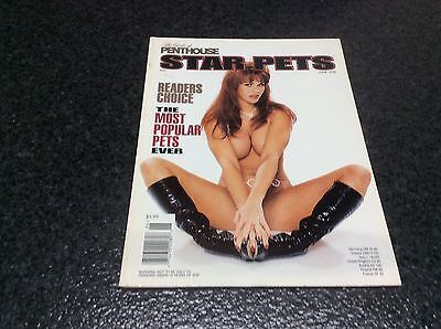 The Girls Of Penthouse. Star Pets. June 1998