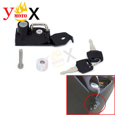 Scooter Front Helmet Lock Hook W/ Keys For YAMAHA NMAX125 2DS2 BV35 NMAX155 BV43