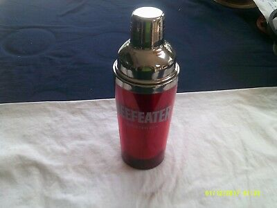 New Beefeater Imported Gin Cocktain Shaker