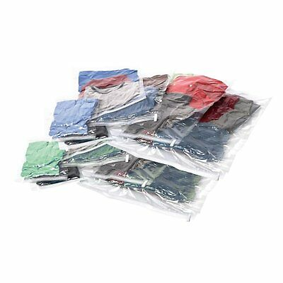 Samsonite Luggage 12 Piece Compression Bag Kit, Clear, One Size - FREE SHIPPING