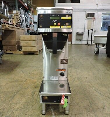 Curtis GEMSIF10A2419 Commercial Coffee Brewer