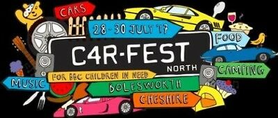 carfest north Family Tickets