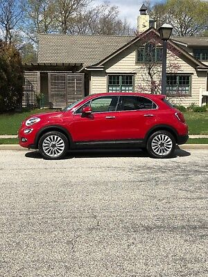 2016 Fiat 500X Lounge Collection 4 2016 fiat 500x for sale by owner