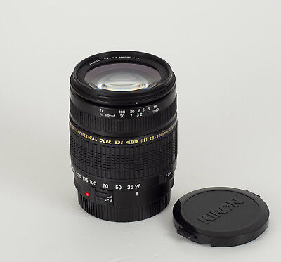 Tamron AF 28-300mm Ultra Zoom XR Aspherical [IF] MACRO // A06 // Canon