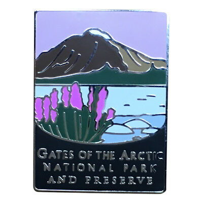 Gates of the Arctic National Park Sticker Decal R852 Alaska YOU CHOOSE SIZE