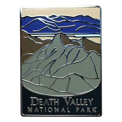 Death Valley National Park Pin - Official Traveler Series -California and Nevada