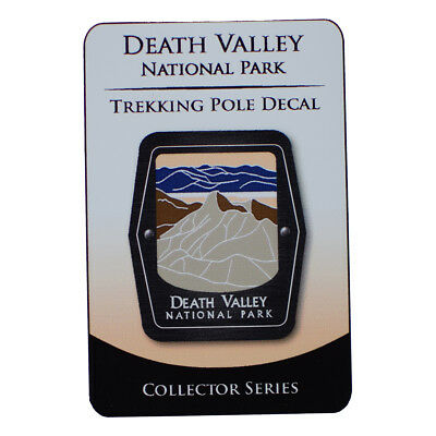 Death Valley National Park Trekking Pole Decal - California and Nevada