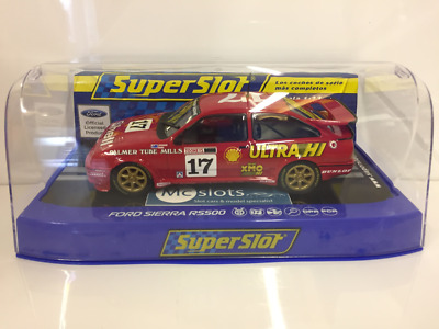 Scalextric/Superslot H3740 Ford Sierra RS500 Dick Johnson - John Bowe No 17