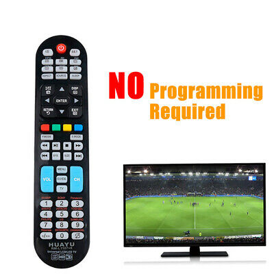 Universal LCD LED HD TV Remote Control For SAMSUNG LG SHARP SANYO PANASONIC SONY