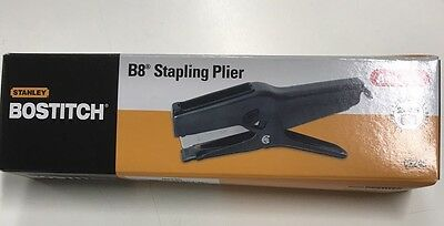 OFFER $30 Only Stanley BOSTITCH B8 Heavy Duty Stapler Plus ((2 FREE BOXES 5000))