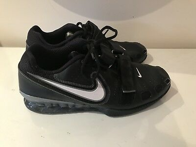 Nike Romaleos 2 Weightlifting Shoes US 11/UK 10 (RRP $259)