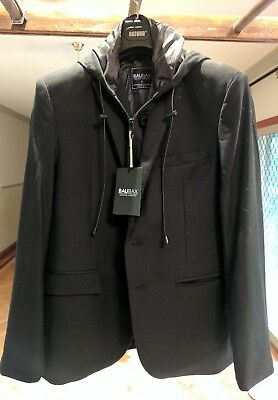 baubax travel blazer, Black, Small