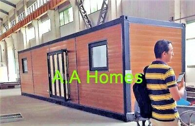 Container Home or Office - 2 bedroom steel frame Relocatable