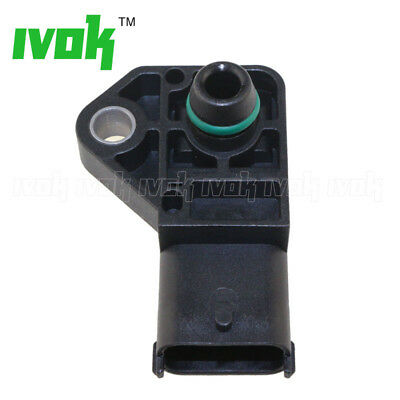 Boost Pressure Map Sensor Z17Dth For Opel Vauxhall 1.7 Cdti 97287868 0281002487