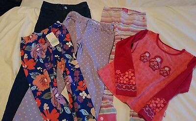 girl's winter mixed lot 5 items, size 8,